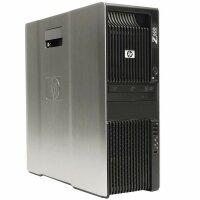 HP Z600 Workstation - 2x Xeon E5504...