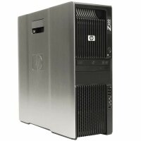 HP Z600 Workstation - 2x Xeon E5506...