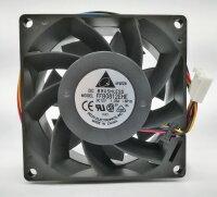 Delta Electronics FFB0812EHE 80mm Lüfter Fan 4-pol...