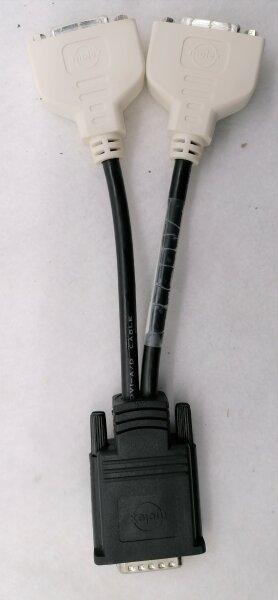Molex DMS-59 auf Dual DVI