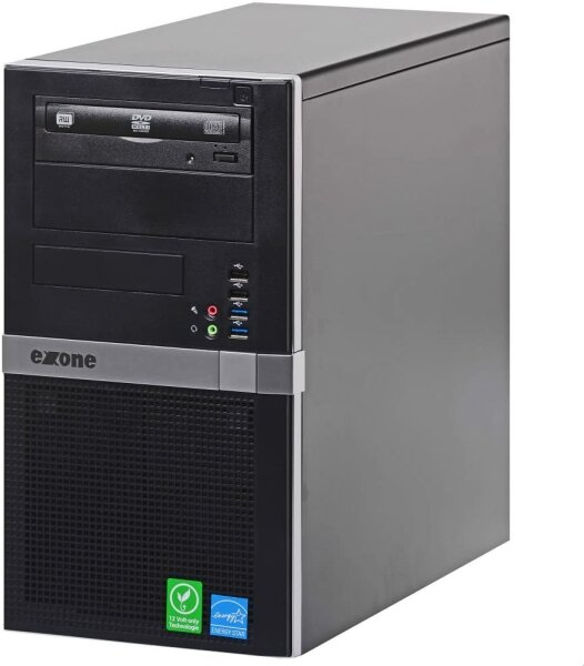 Exone Business 1103 (12V) CMT - Intel Core i3-4160 @3,60GHz, 8GB, 256GB SSD, DVDRW, Win10 Pro