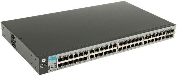 HP ProCurve 1810-48G J9660A Gigabit Gb Switch 48x