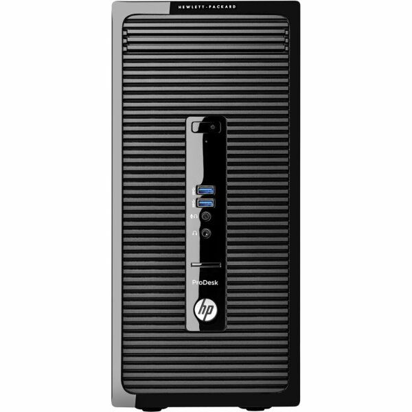 HP ProDesk 400 G2 - i3-4150 @3,5GHz, 8GB, 500GB. DVDRW, Win10Pro
