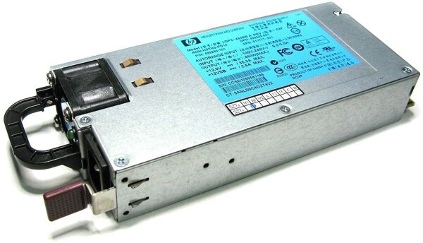 HP Hewlett Packard Enterprise Power Supply 460W Hotplug, 511777-001, 499250-201, 499249-001