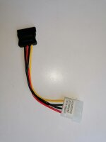 FUJITSU MOLEX auf S-ATA Strom Adapter A3C40052978...