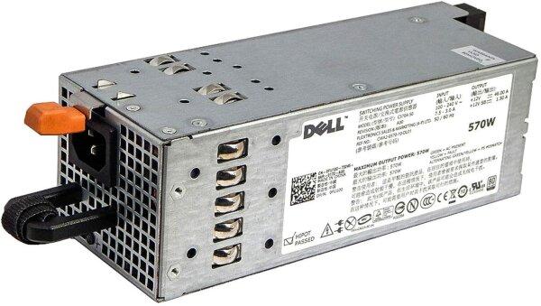 Dell Netzteil für Dell PowerEdge-R710 T610 570W FU100 Model C570A-S0