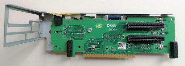 DELL 0MX843 PCIe x8 Riser Card Für PowerEdge R710