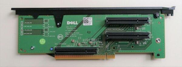 DELL 0R557C PCIe x4 Riser Card für PowerEdge R710