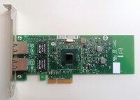 Dell GIGABIT DUAL Port PCI-E x4 Network Card 01P8D1