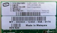Dell PRO/1000 Dual Port Server Adapter PCIe x4 0X3959