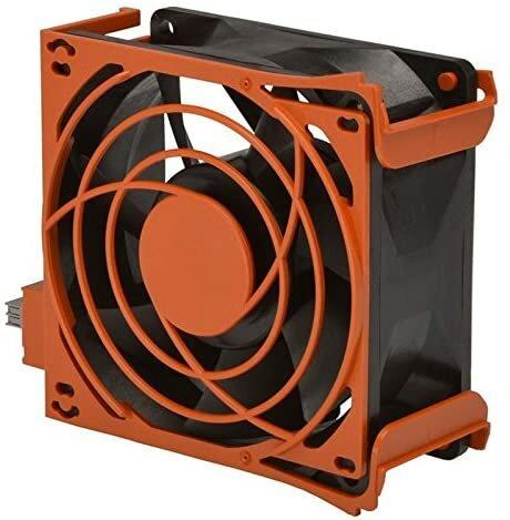 Lüfter Nidec TA350DC M35556-35 4-polig + Satz 0C9857 Dell PowerEdge 1900 2900