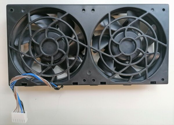 Cooling Fan 508064-001 QFR0912VH 468773-001 for HP z600,DC12V 0.40A Chassis Fan