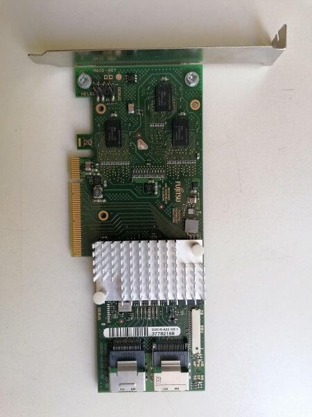 Fujitsu D2616-A22 GS1 PCIe x8 2x SFF-8087 intern 6Gbps MegaRAID