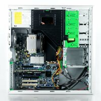 HP Z400 Workstation - Xeon L5630 @2,13GHz/12GB/1TB/DVDRW/NVIDIA Quadro NVS 295